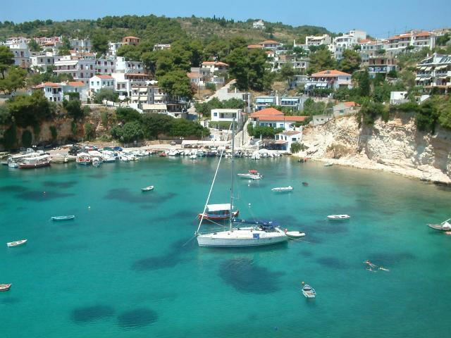 Agnanti Hotel Alonissos island greece