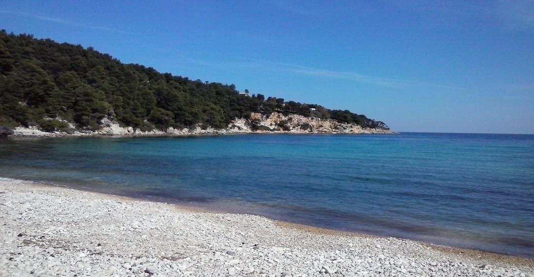 Beaches in Alonissos – Milia Beach