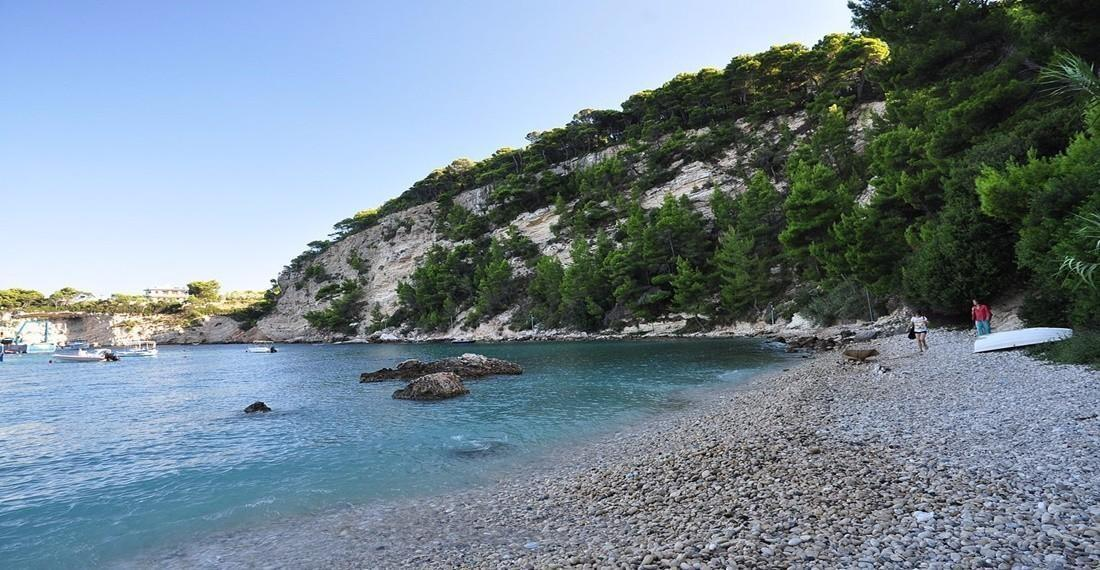 Beaches in Alonissos – Patitiri Beach