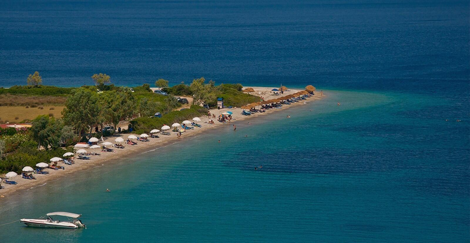 Agios Dimitrios Beach - 200 Meters From Agnanti Hotel